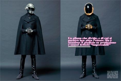 Daft Punk by Pierpaolo Ferrari