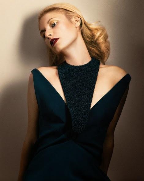 Claire Danes by Fabien Baron for Interview Magazine